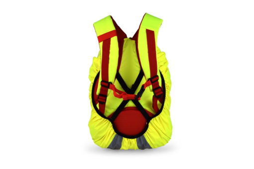 Fits most rucksacks between 15-35 litres securely using reinforced elastic straps