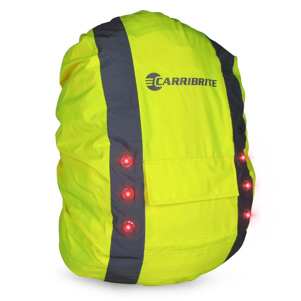 Hi Vis Reflective backpack cover